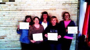 aromatherapy certification classes Wisconsin Illinois